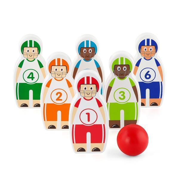 Игра Viga Toys Боулинг (50666)