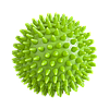 Мяч массажный d=9 см, фото 3