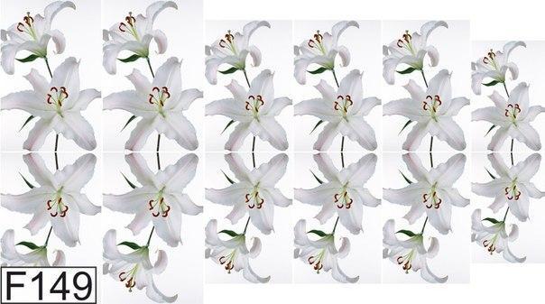 Слайдер дизайн для нігтів квіткові
