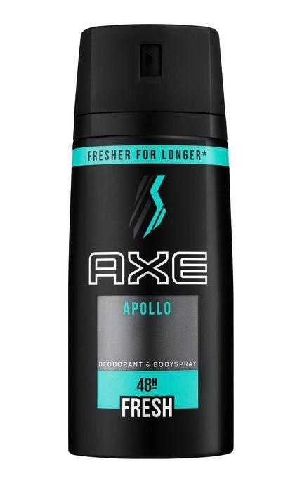 Дезодорант AXE 150 мл Apollo