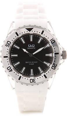 Годинник Q&Q Z100J005Y оригінал класичні наручний годинник, фото 2