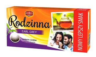 Чай черный Posti Rodzinna Earl Grey 80 шт