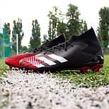 Бутси Adidas Predator Mutator 20+ (43 розмір), фото 8