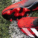 Бутси Adidas Predator Mutator 20+ (43 розмір), фото 2