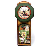"""Настенные часы с маятником """"Повар"""" YT422054"""