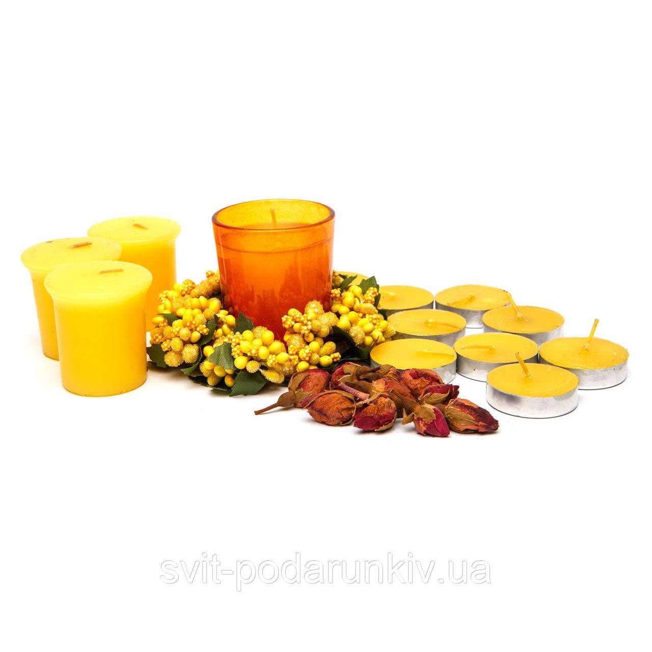 Свечи для декора. Набор из 16 предметов SBB-9-4