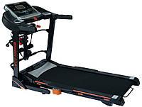 Электрическая беговая дорожка WCG-H9606M+ массажер +гантели (електрична бігова доріжка складна)