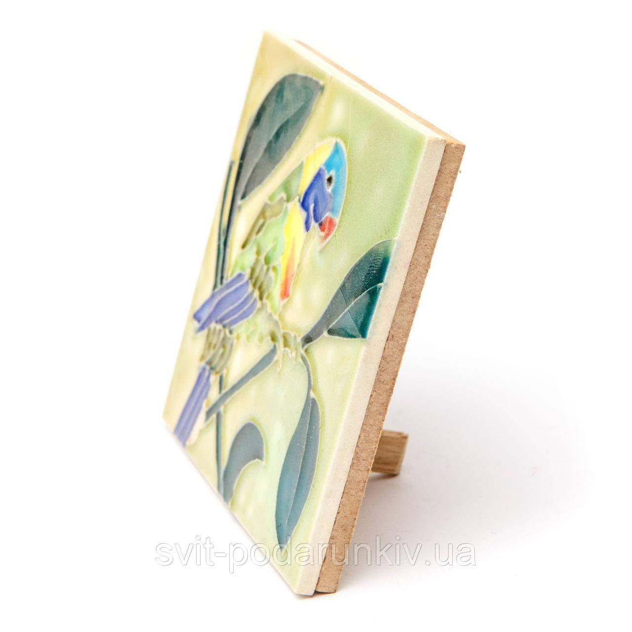 картина на керамической плитке