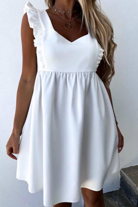 Платье Турция Новая коллекция белое