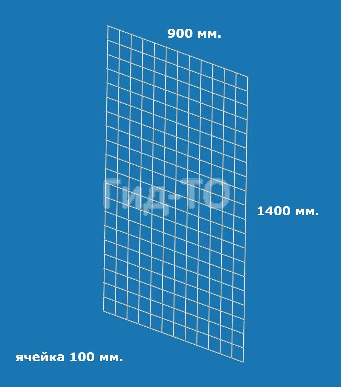 Сетка торговая (1400х900) ячейка 100 мм.