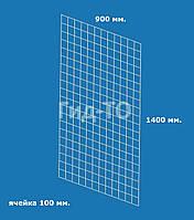 Сетка торговая (1400х900) ячейка 100 мм., фото 1