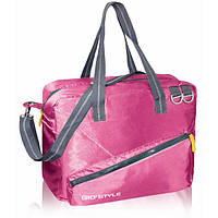 Термосумка Giostyle Vela 32 L Pink (сумка-холодильник, изотермическая сумка). Охлаждение 18 часов!
