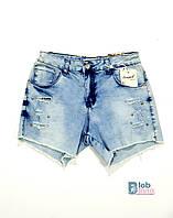 Шорты джинсовые для девочки Seagull.