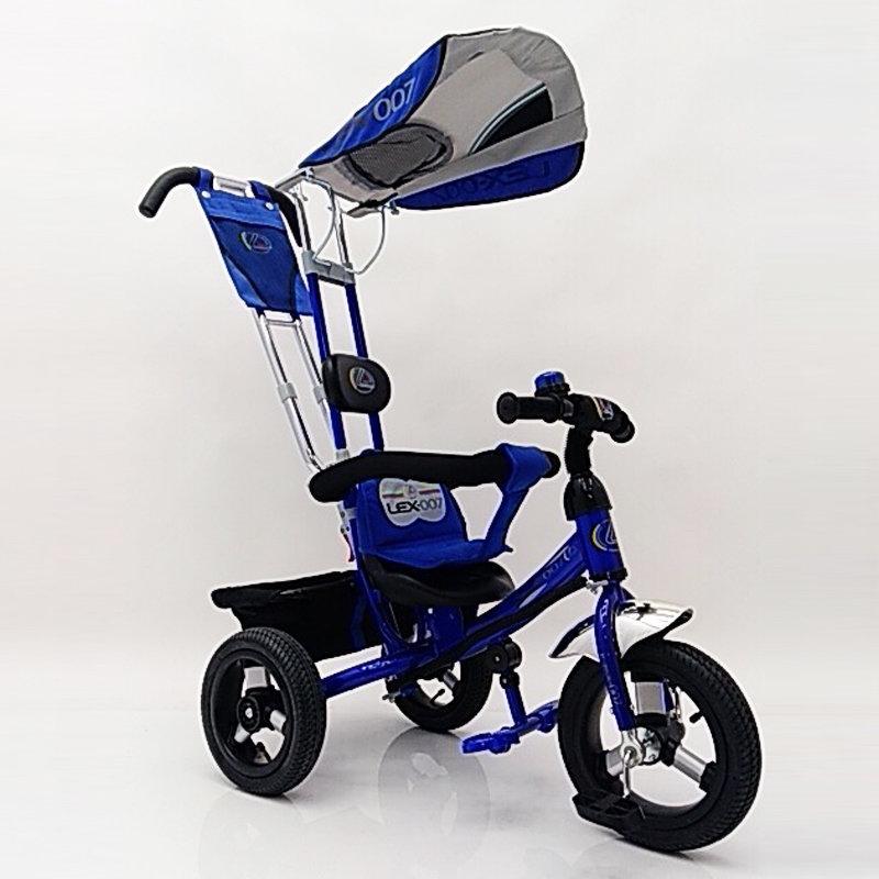 Велосипед детский трехколесный Lexus Trike Air колеса 12/10