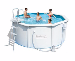 Бассейн каркас Bestway 56571 Hydrium Pool Set 120x360x360 см