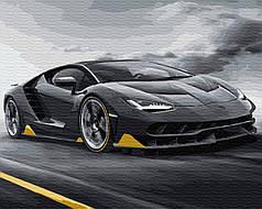Картина по номерам - Lamborghini