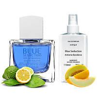 Antonio Banderas Blue Seduction для мужчин Analogue Parfume 110 мл