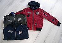 Куртка -ветровка для мальчиков Nature 12-17 лет
