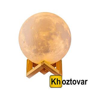 Сенсорная луна Moon Lamp 3D   15 сантиметров