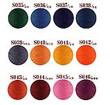 Galaces 0.45мм фиолетовая (S047) нить круглая вощёная по коже, фото 4