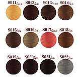 Galaces 0.45мм фиолетовая (S047) нить круглая вощёная по коже, фото 8