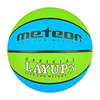 Баскетбольный мяч METEOR LAYUP №3