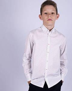 Рубашка для мальчика 001.003.0280.44 рост 92