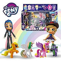 Супер набор My Little Pony 6 шт №1