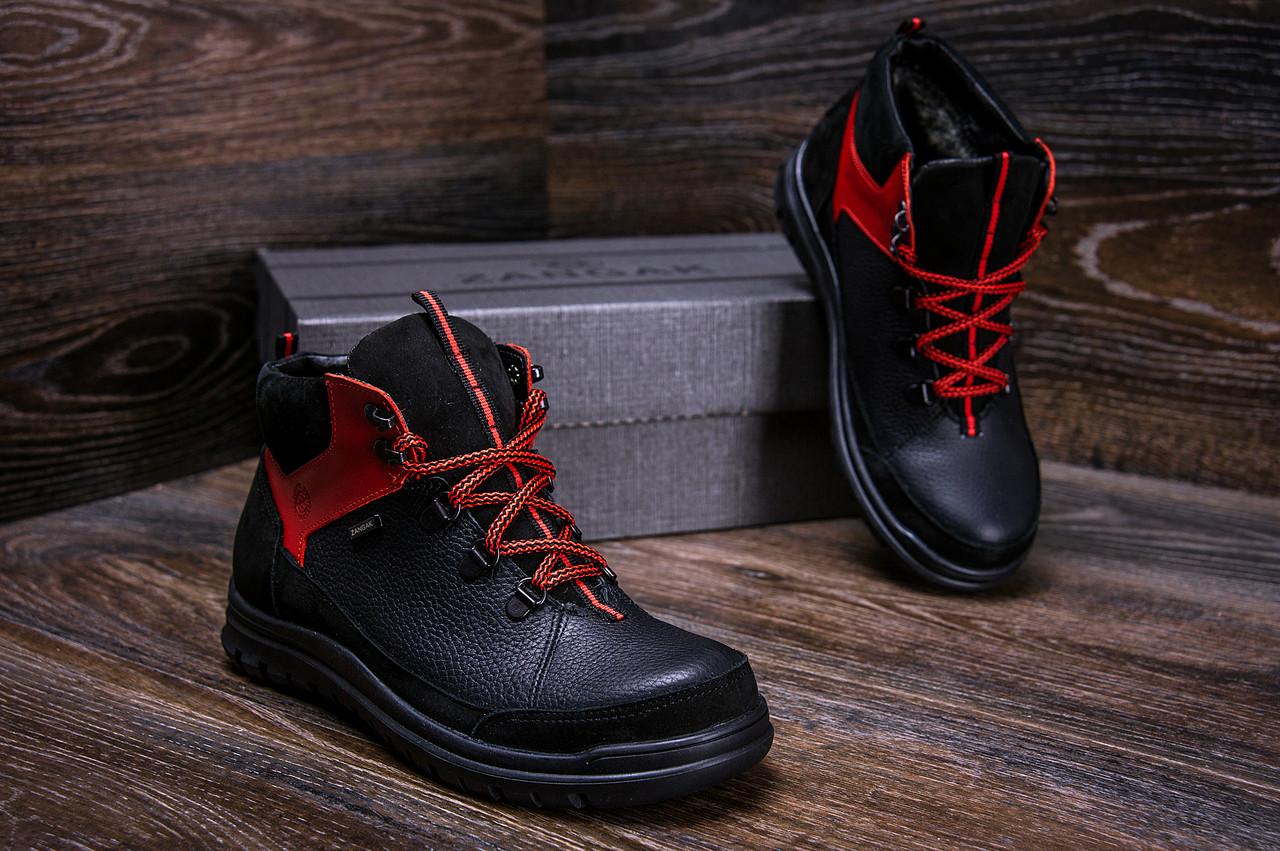 Мужские зимние сапоги, зимние ботинки мужские кожа