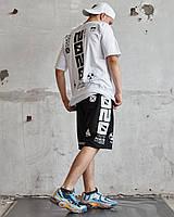 Комплект в стиле 2020 шорты и футболка, фото 1