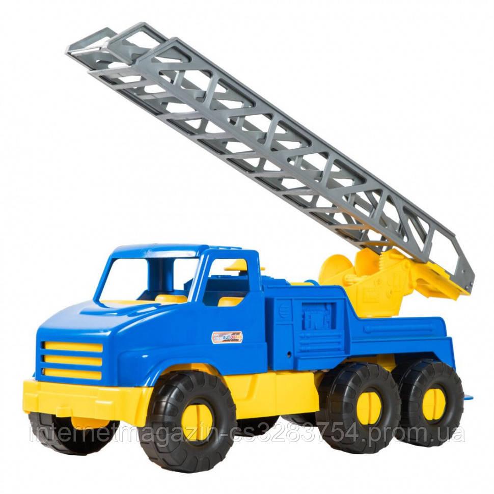 """Авто TIGRES """"City Truck"""" Пожарная машина (39397)"""