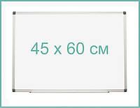 Доска магнитно-маркерная 45х60см в алюминиевой рамке TM All Boards