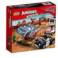 КОНСТРУКТОР LEGO Juniors 10742 Тренировочный полигон Вилли Бутта, фото 1