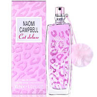 Naomi Campbell Cat Deluxe Туалетная вода EDT 50ml (Наоми Кемпбелл Кэмпбелл Кэт Келюкс) Женский Парфюм Духи EDP