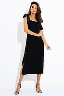 Платье-сарафан Itelle 51174 42 Черный (IT-51174-1)