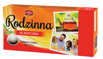 Чай черный Posti Rodzinna Klasyczna 80 шт