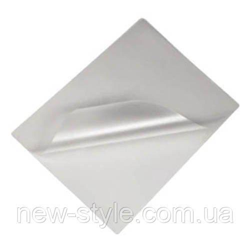 Плівка для ламінування 65х95 мм 250мкм глянцева