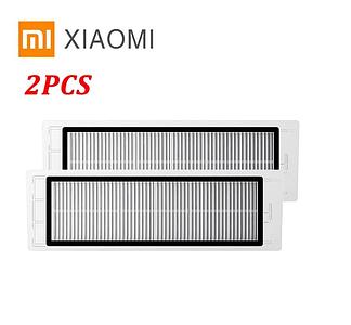 Фильтр для робота-пылесоса Xiaomi Mijia / RoboRock S50 S51 S55 S5 Max S6   E20 C10 Xiaowa 2 штуки