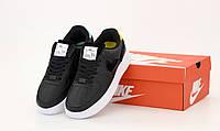 Женские кроссовки Nike Air Force Low Black/Color (37-38)