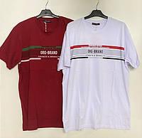 Мужские футболки больших размеров 54