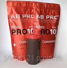 Сироватковий протеїн 2 кг і шейкер в подарунок