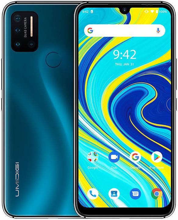UMIDIGI A7 Pro | Синий | 4/128 Гб | 4G/LTE | Гарантия