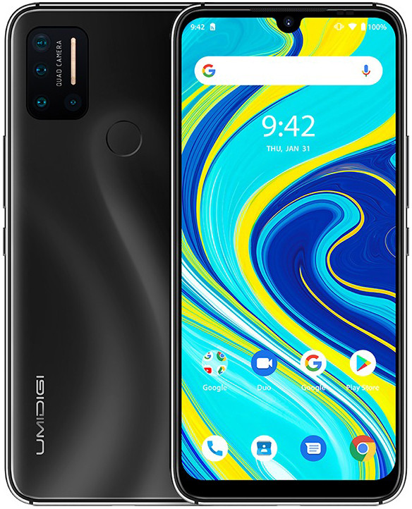 UMIDIGI A7 Pro | Черный | 4/128 Гб | 4G/LTE | Гарантия