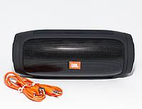 Портативная колонка акустическая система JBL Charge 4 Black