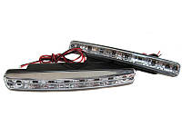 Дневные ходовые огни ДХО DRL 8 LED HLV DR-2 030