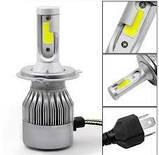 Комплект LED ламп C6 H4, фото 2
