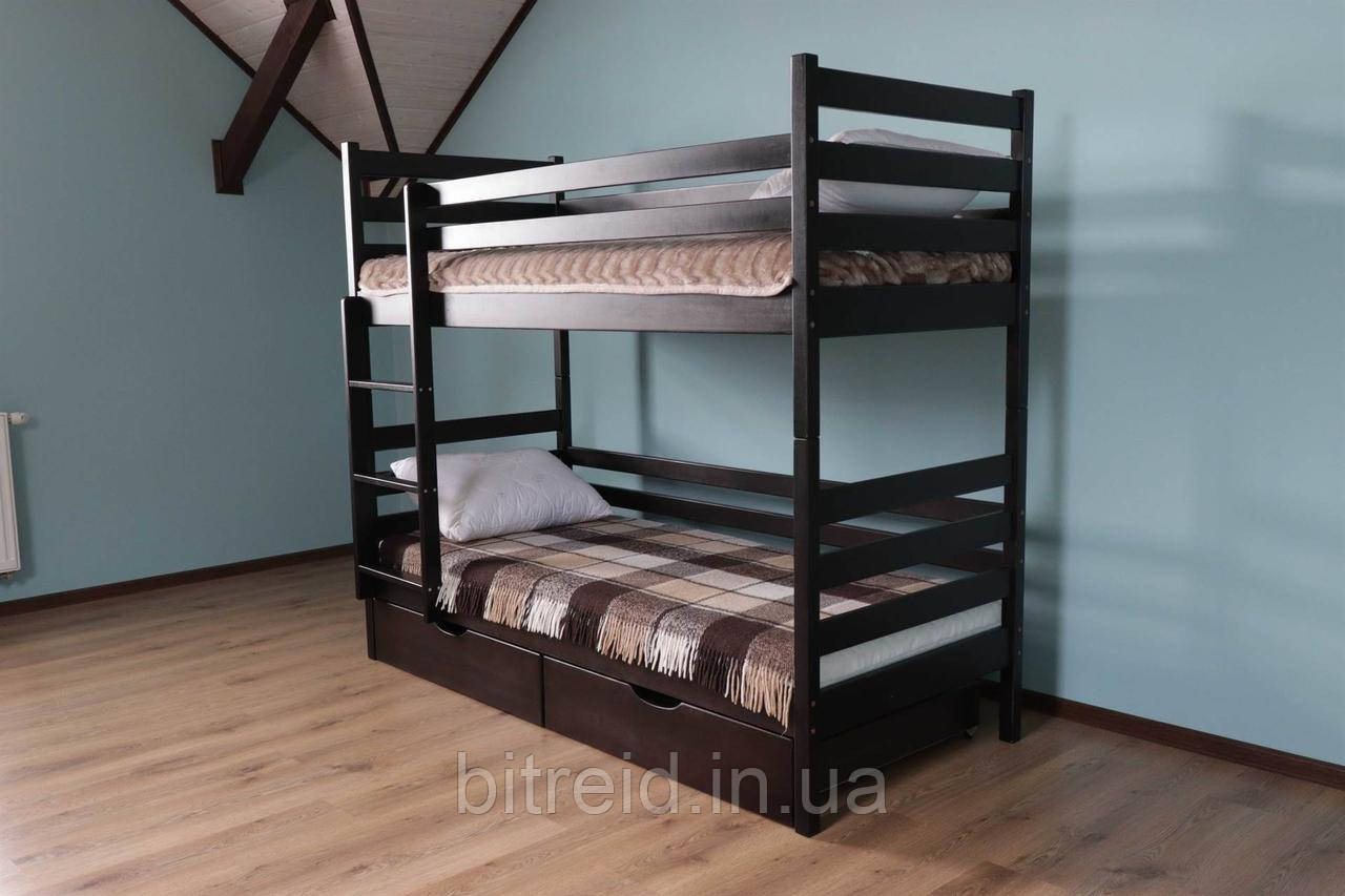 """Двоярусне ліжко """"Шрек"""""""
