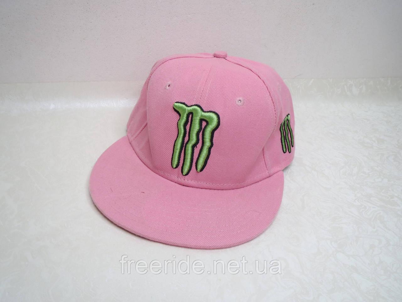 Кепка, бейсболка Monster (54-58)