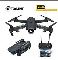 Квадрокоптер Eachine E58 WIFI FPV с широкоугольным HD 1080P с сумкой в комплекте