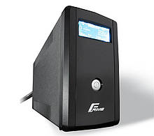 ИБП Frime Guard 650VA FGS650VAPUL, Lin.int., AVR, 2 х евро, USB, пластик